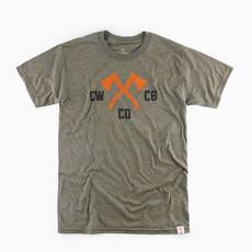 Chopwood Chopwood Mercantile Axe Logo T-Shirt