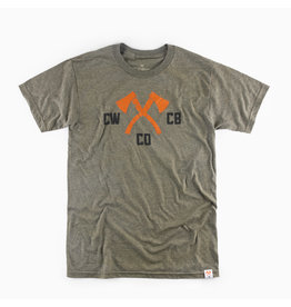 Chopwood M's CW Axes T-Shirt