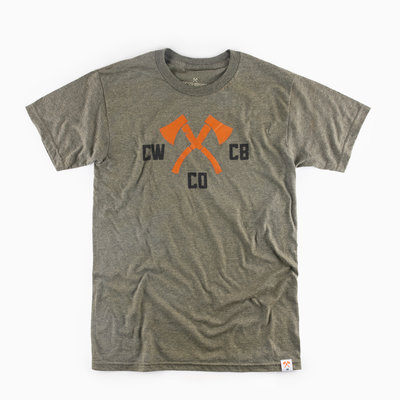 Chopwood M's CW Axes T-Shirt