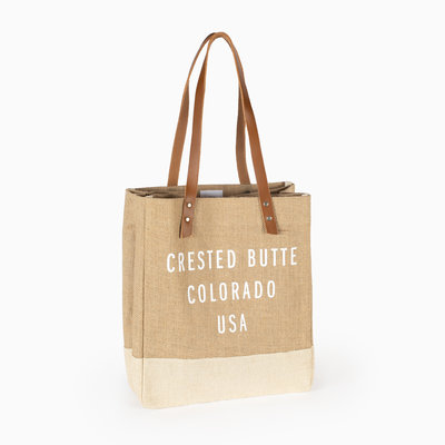 Apolis Crested Butte Market Bag
