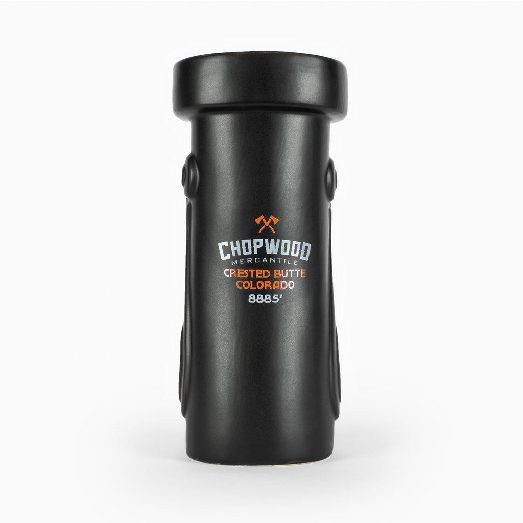 Chopwood CB Moai Sophisticate Tiki Mug