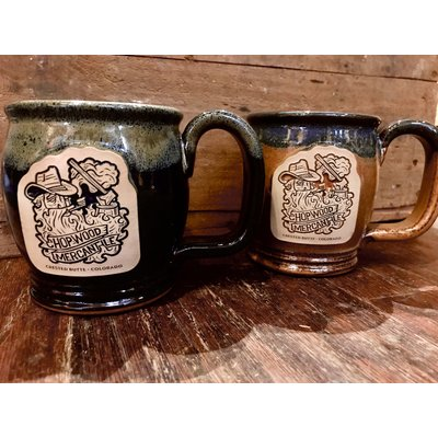 Chopwood Happy Soul John Fellows Ceramic Mug