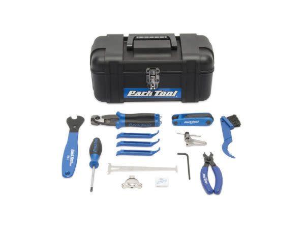 Cours de Mécanique 3 heures + Kit d'outils ParkTool SK-3+ Support ParkTool PCS9