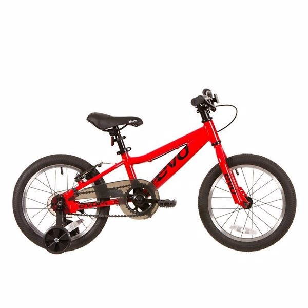 Evo Rocky Ridge 16'' rouge