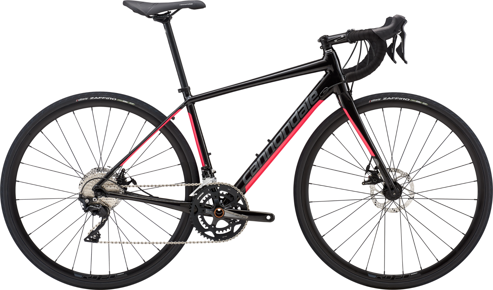 Cannondale Synapse disc 105 | Femme
