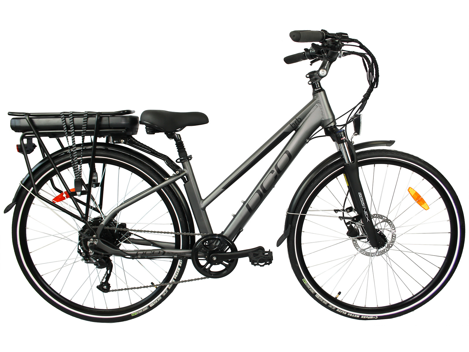 "DCO BRB E-Bike 15"" Step thru"