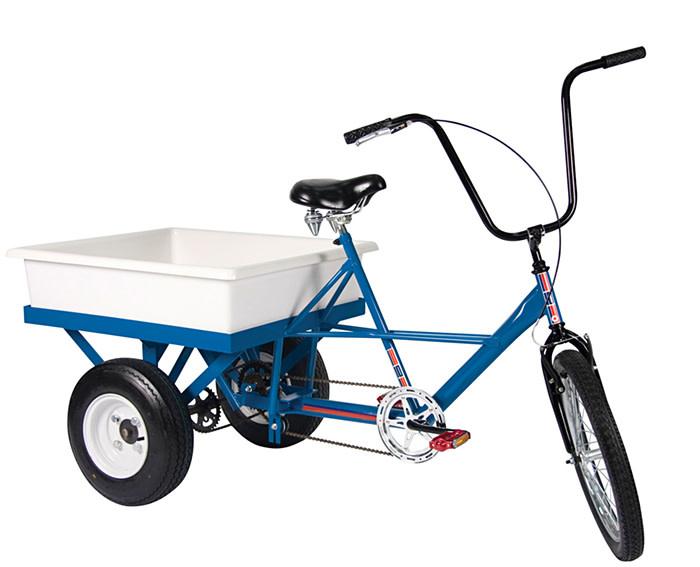 Trivel Cargo bleu