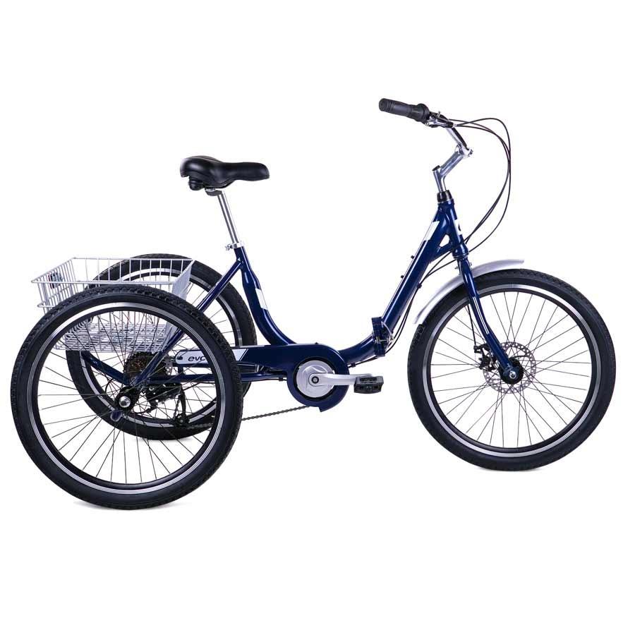 Evo Tricycle Latitude Bleu