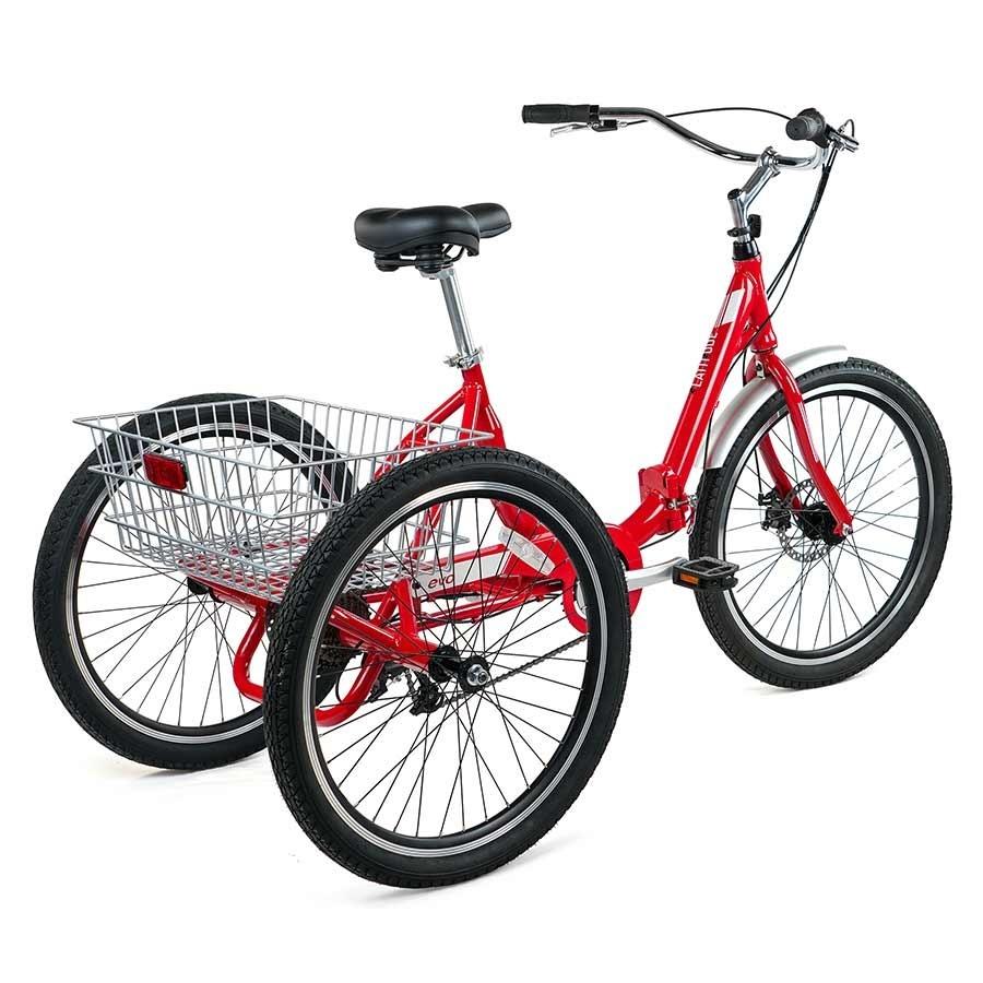 Evo Tricycle Latitude Rouge