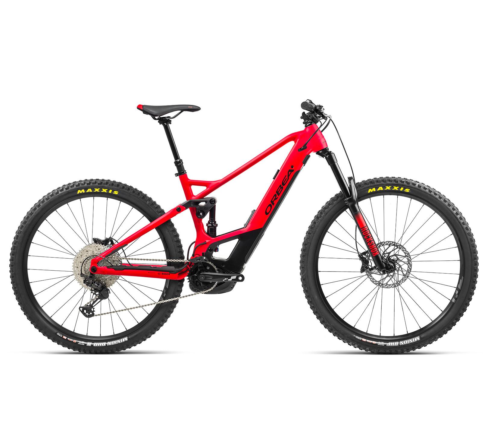 Orbea Wild FS H30 Red/black Small/Medium