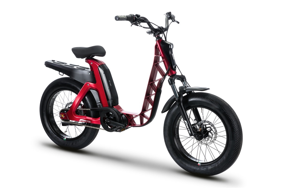 Fantic Issimo Urban Rouge 2021