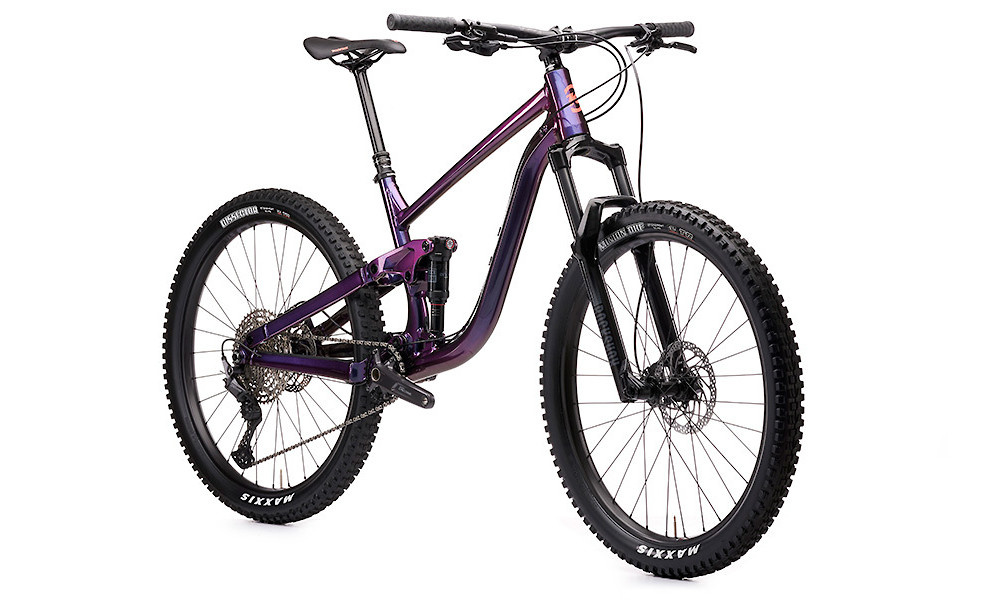 Kona Process 134 27.5 gloss purple XS