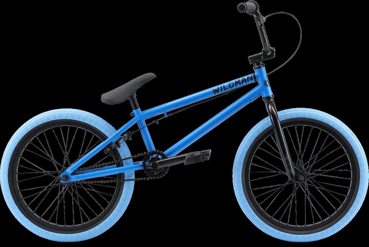 Se bikes Wildman Blue 20''