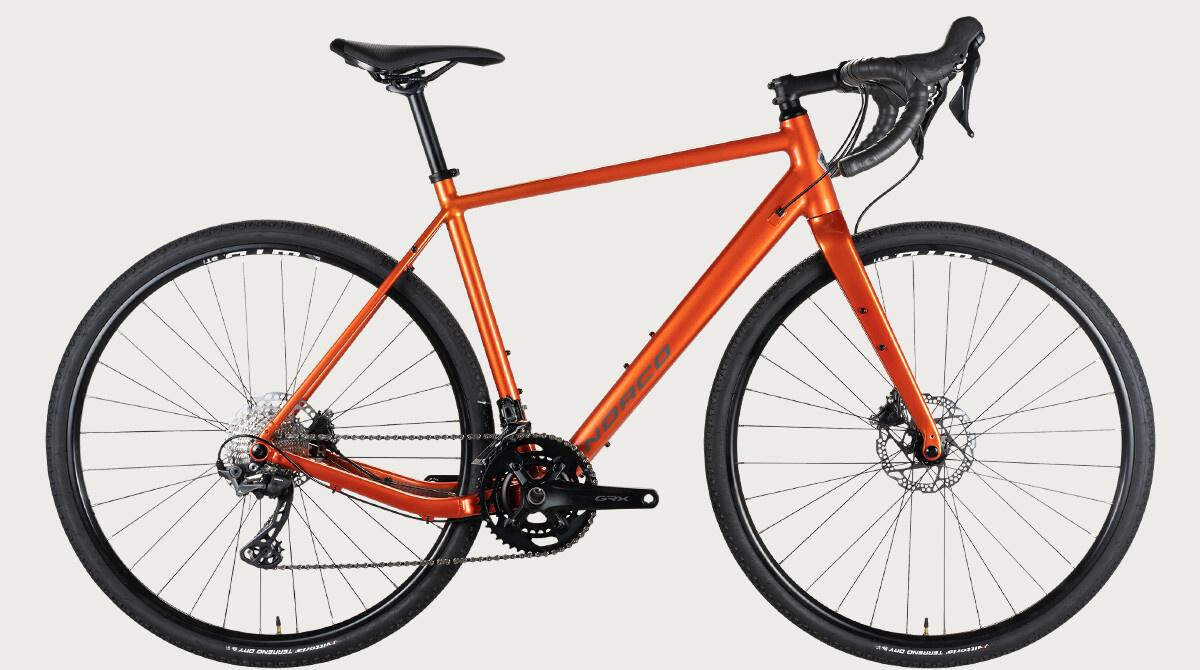 Norco Search XR A1 orange 50.5cm
