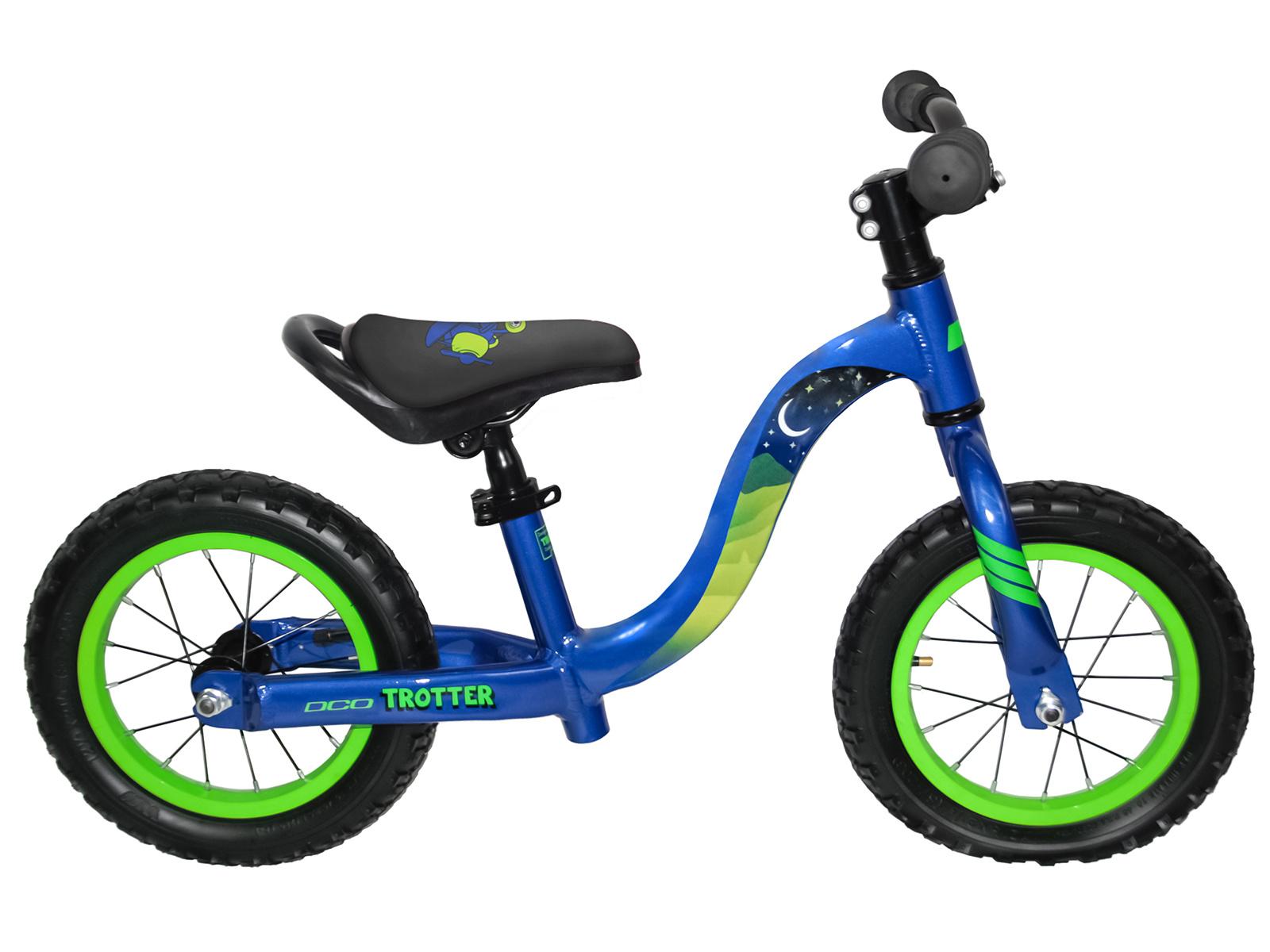DCO Trotter Bleu/vert 12''