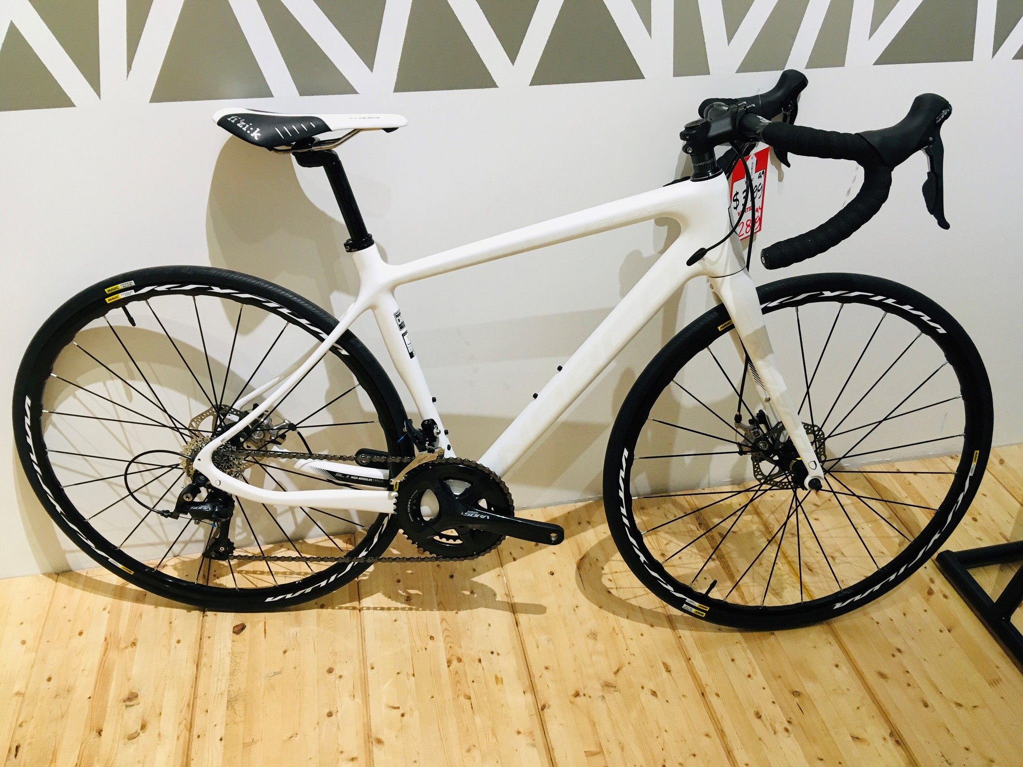 Norco Valence White 53cm