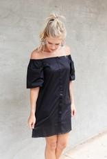 Buffalo Trading Co. OTS Button Up Dress