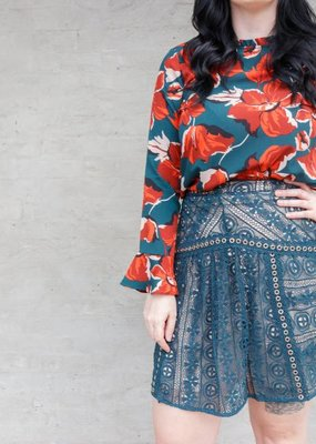 Buffalo Trading Co. Emerald City Skirt