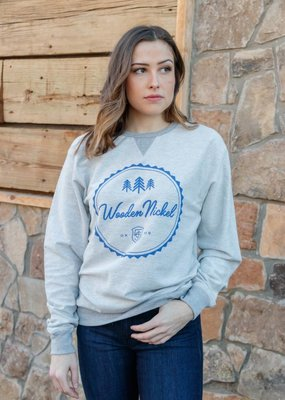 Buffalo Trading Co. Woodlands Inside Out Sweatshirt