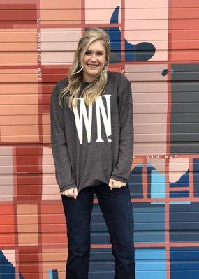 Buffalo Trading Co. WN Corded Sweatshirt