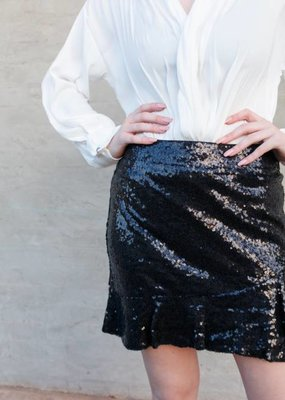 Buffalo Trading Co. Holiday Party Skirt