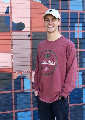 Buffalo Trading Co. Christmas Woodlands L/S T-Shirt