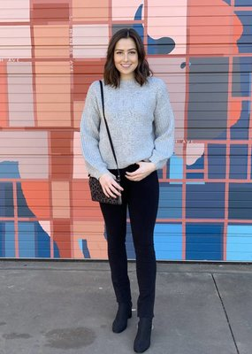 Sage the Label Sunday Feels Sweater