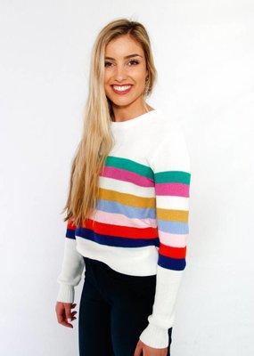 Buffalo Trading Co. Crayon Sweater