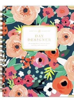 Day Designer January 2019 Day Designer Secret Garden