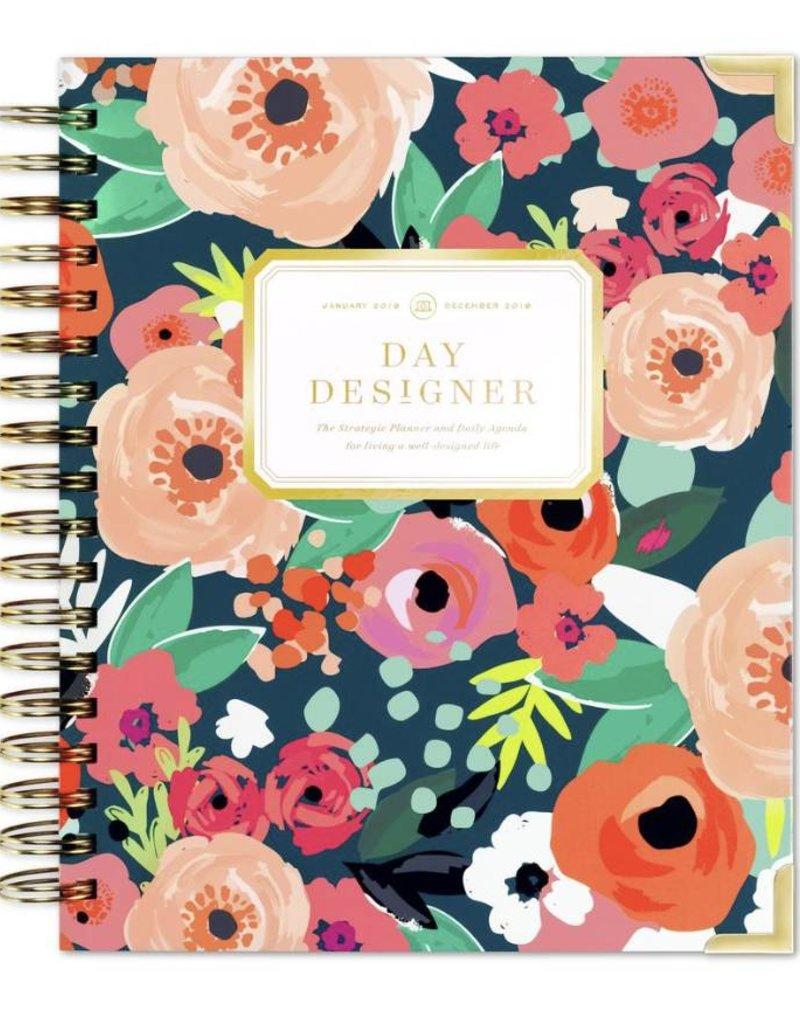 Day Designer January 2019 Day Designer Secret Garden