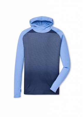 Peter Millar Rome Technical T-Shirt Hoodie