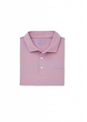 Peter Millar Tybee Stripe Polo
