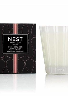NEST Fragrances Rose Noir & OUD Classic Candle 8.1oz