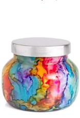 Capri Blue 19 oz Rainbow Signature Jar - Volcano