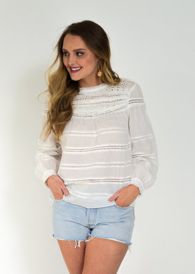Buffalo Trading Co. The Ivy Blouse