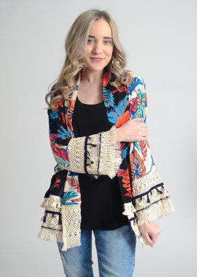 Buffalo Trading Co. Tortuga Kimono