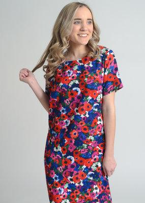 Molly Bracken Floral A-Line Dress
