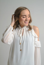 Buffalo Trading Co. Madre Blouse