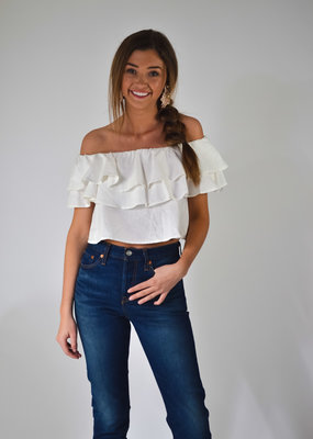 Buffalo Trading Co. Donahue Crop Top