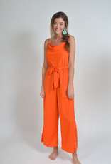 Buffalo Trading Co. Just Peachy Jumpsuit