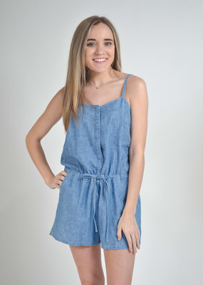 Levi Strauss & Co Amber Romper
