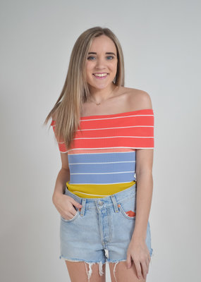 Buffalo Trading Co. Clemont Crop Top