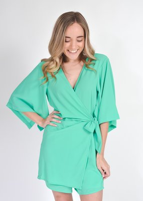 Buffalo Trading Co. Crazy Rich Romper