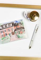 Over the Moon Kappa Delta Notecard Set