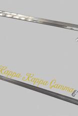 Over the Moon Kappa Kappa Gamma Clear Acrylic Frame