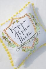 Over the Moon Kappa Alpha Theta Pom Eurosham Cover