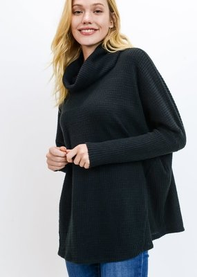 Buffalo Trading Co. Powers Cowl Top