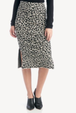 JOA Midi Sweater Skirt