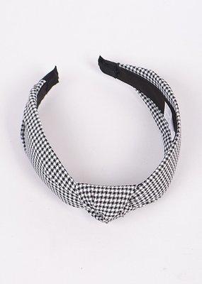 Meraki Chelsea Headband Gingham