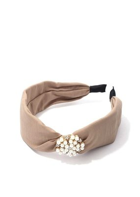 Meraki Park Ave Headband Tan